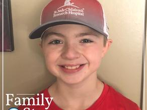One Year, Two Brain Surgeries: Meet Landon