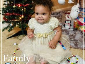 Meet Nevaeh, Just 11 Months Old