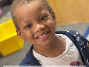 Meet 3-year-old Kadence