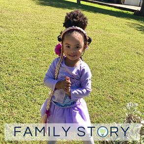 Family Sticks Together: Meet Kelani