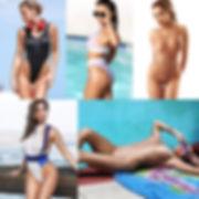 fashion catalog womens swimwear cute one piece swimsuit beauty two bathing suits sexy bikini erotic bodysuits monokini thong brazilian high waisted neck cut leg open back latex 2019