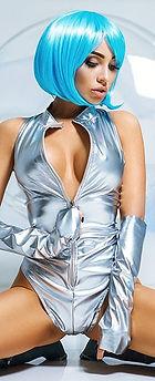 Sexy cosplay picture Cute stripper hot girl model Most beautiful women in silver bodysuit photo Fetish wear image セクシーなコスプレ画像可愛いストリッパーホットガールモデル女性のシルバーボディスーツ写真 Фото косплей красивая сексуальная девушка модель Серебряный боди костюм Самые хорошие телочки инстаграма seo продвижение картинки смм раскрутка накрутка фото сайтов реклама instagram самая в мире