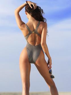 Most fashion hot sexy designer swimwear continuous brazilian