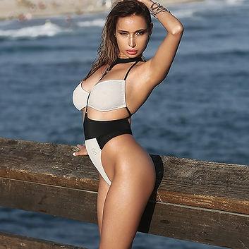 fashion cute two 2 piece swimsuit hot bikini set top bra sexy erotic extreme high waist cut leg bottom thong brazilian elegant styles womens swimwear 2019