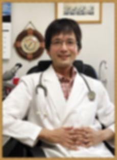 Doctor Numata in Musashino