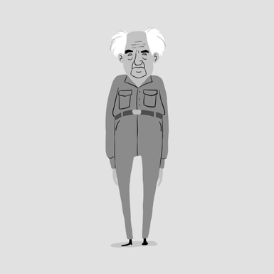 איור ועיצוב דמויות - רתם יראקצ'י