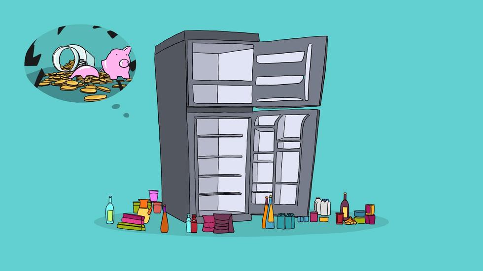 איור, עיצוב ואנימציה - סרטון אנימציה - רתם יראקצ'י