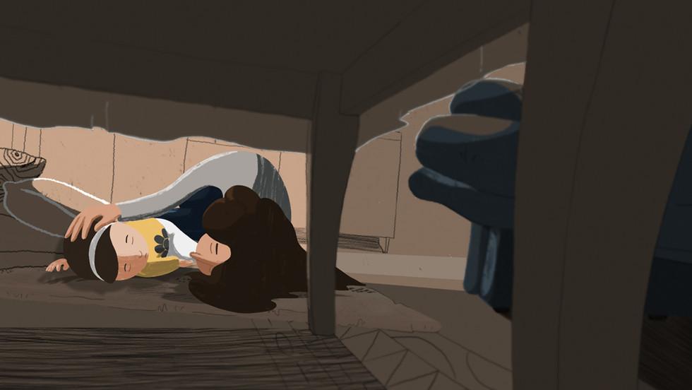 רתם יראקצי - סרטון אנימציה ואיור - אנה או ANNA O