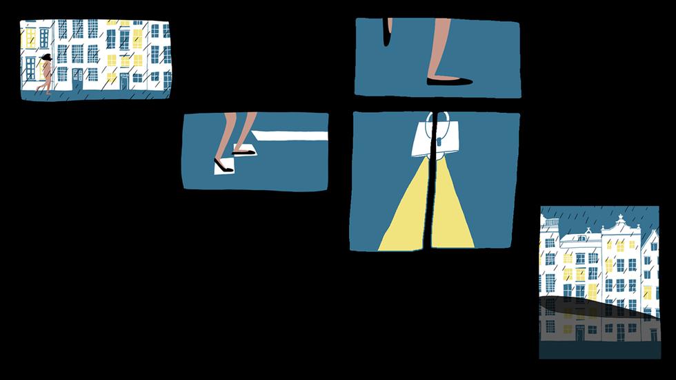 סרטון אנימציה קצר - רתם יראקצ'י