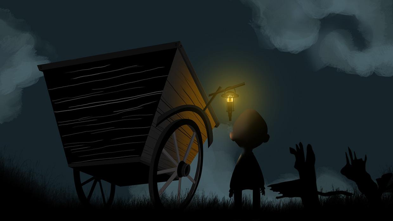 איור ועיצוב דמויות וסרטון אנימציה - רתם יראקצ'י