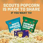 Boy Scouts Popcorn