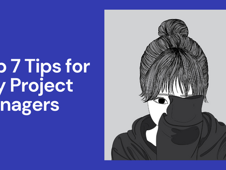 Top 7 Tips for Shy Project Managers
