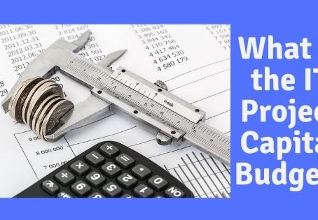 What is the IT Project Capital Budget?