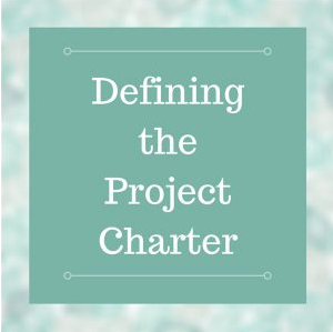How to Create a Project Charter