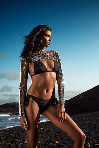 ANDRES SARDA MUSHA - Bikini Minitriangel unterlegt