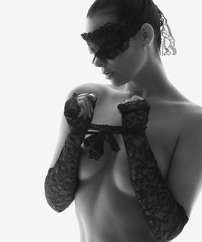 AUBADE BOÎTES À DÉSIR - Handschuhe & Maske
