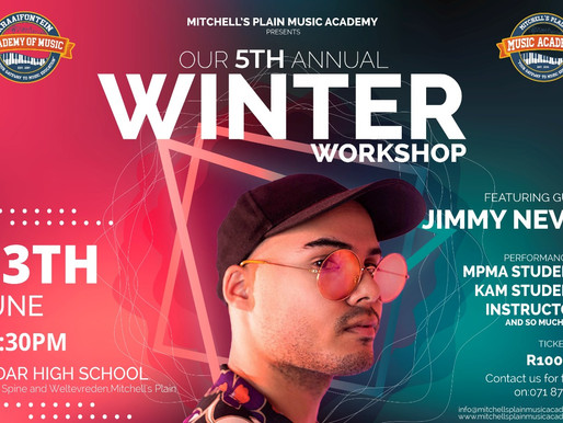 𝙊𝙪𝙧 5𝙩𝙝 𝘼𝙣𝙣𝙪𝙖𝙡 Winter Workshop