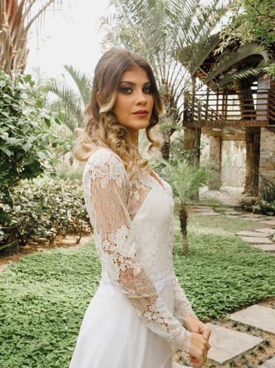 Vestido de noiva Kalahari