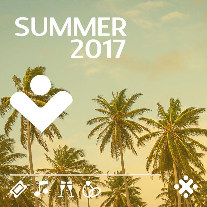 Anime seu dia com nossa nova playlist SUMMER 2017 no Spotify