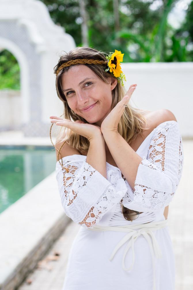 ENTREVISTA: A Estilista francesa Laurianne Delorée fala sobre carreira e o desfile da sua coleção e
