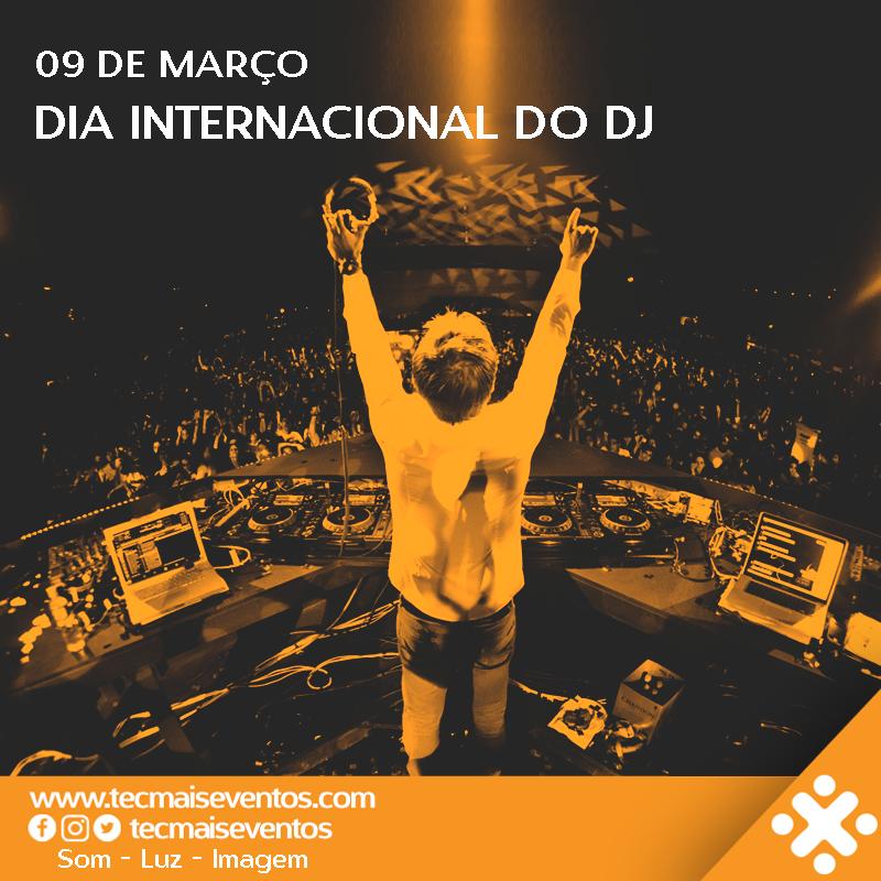 Dia Internaciona do DJ