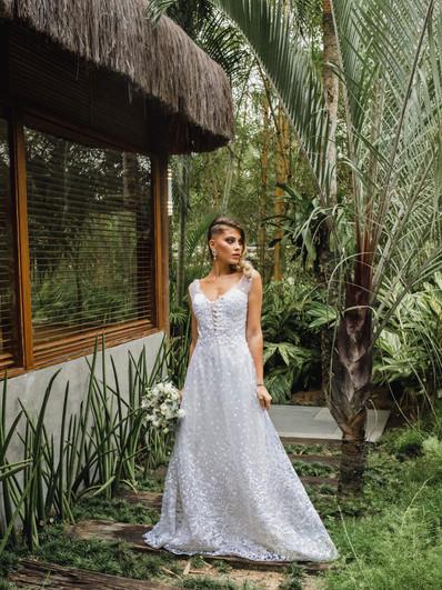 Vestido de noiva Envol