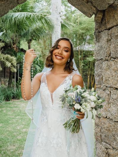 Vestido de noiva Gentiane
