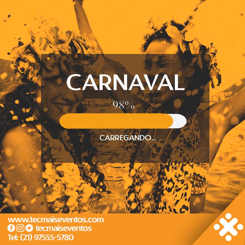 Carnaval 2017 tá chegando!