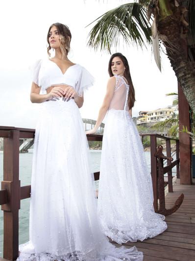 Vestidos Toundra et Monteverdi