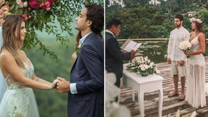 Elopement Wedding, o estilo de casamento que virou tendência entre as celebridades