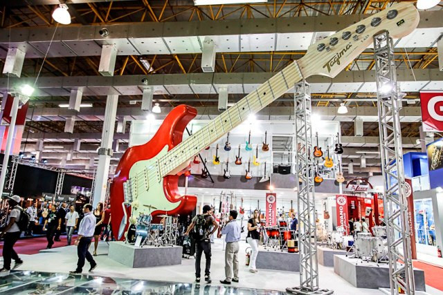 33ª Feira Internacional da Música vai acontecer em Setembro