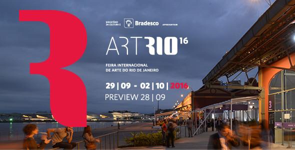 Vai começar a sexta edição da ArtRio! Veja as informações gerais da feira