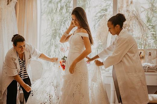 atelier de vestido de noiva no rio de janeiro