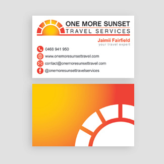 One More Sunset Travel Services