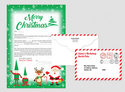 Jolly Elf GREEN Package