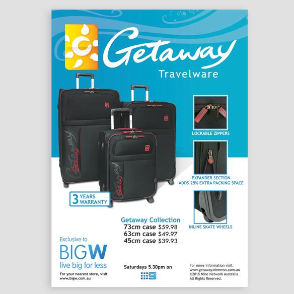 Getaway Travelware