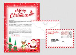 Jolly Elf RED Package