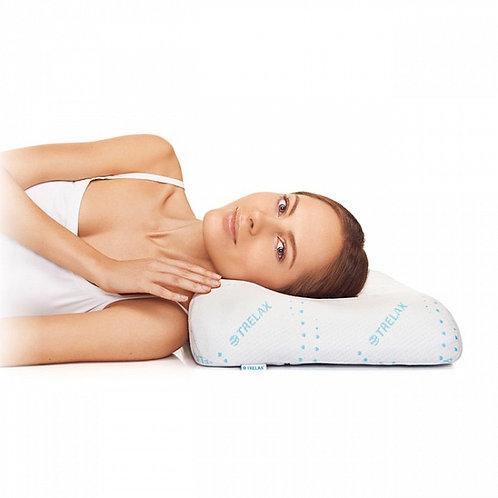 Ортопедическая подушка для сна на боку с эффектом памяти TRELAX SOLA П30