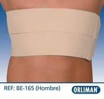 BE-165 Бандаж на грудную клетку (мужской) Orliman