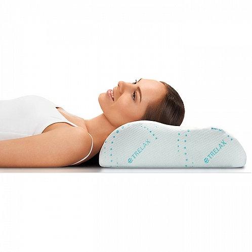 Ортопедическая подушка с эффектом памяти под голову TRELAX Respecta П05