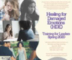 Invitation to  HDE Spring Training 2020