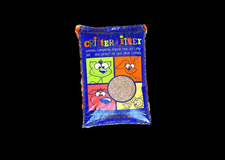 Critter Litter: Organic Small Animal Litter