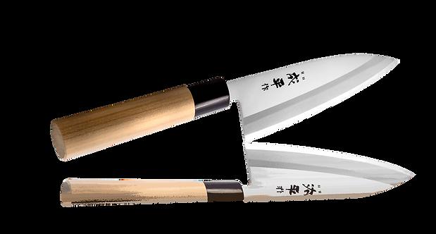 Cuchillo japonés Deba Tojiro Narihira 150 mm