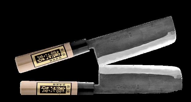 Cuchillo Nakiri Japones - Cuchillos de Cocina Profesionales para verduras F-699