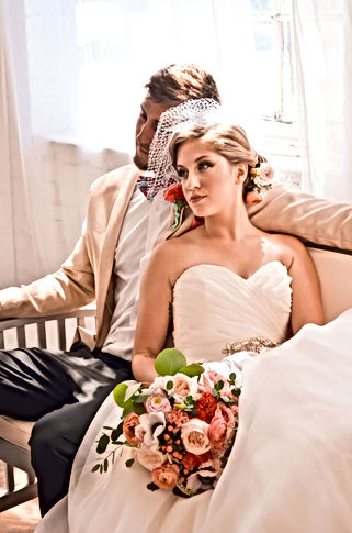 BRIDAL SERVICES ON LOCATION HAIR AND MAKEUP