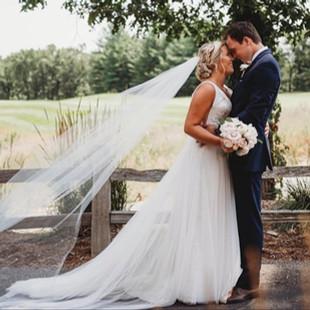 Thousand Oaks Golf Club, Michigan bride hair and makeup
