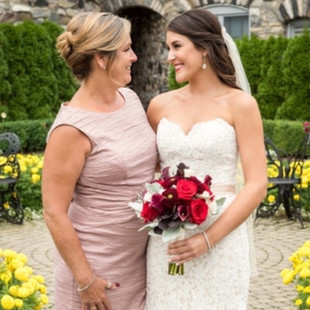 Castle Farms Charlevoix Michigan MOB and Bride Hair and Makeup