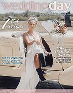wedding day magazine styled shoot
