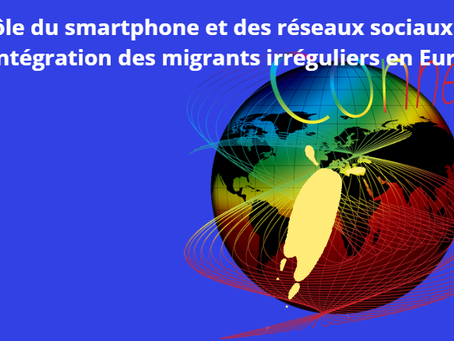 Le rôle du smartphone et des réseaux sociaux dans le processus d'intégration des migrants irrégulier