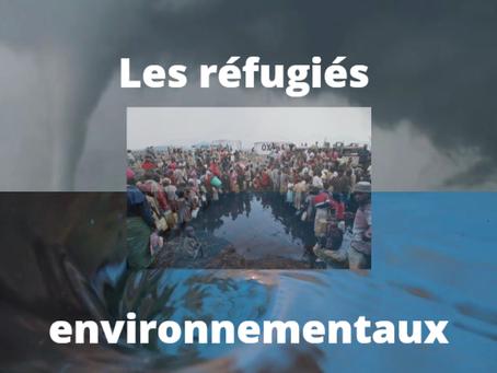 Les réfugiés environnementaux